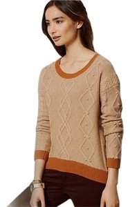 Anthropologie Super Soft Wool Sweater