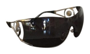 Versace Versace Sunglasses with embellished rhinestones