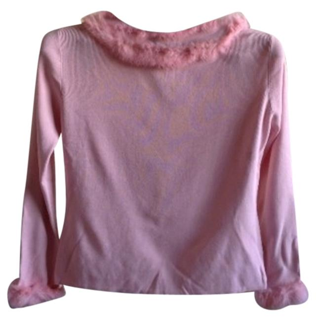 Preload https://item5.tradesy.com/images/pink-blouse-size-12-l-1722384-0-0.jpg?width=400&height=650