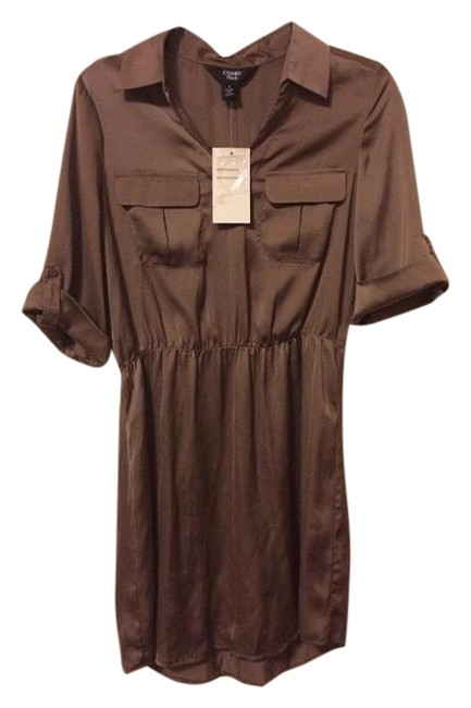 Dillard's Above Knee Short Casual Dress Size 4 (S) Dillard's Above Knee Short Casual Dress Size 4 (S) Image 1