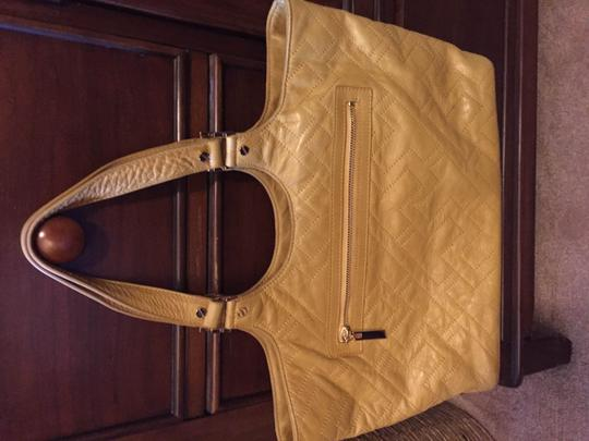 Tory Burch Tote in Yellow Image 1