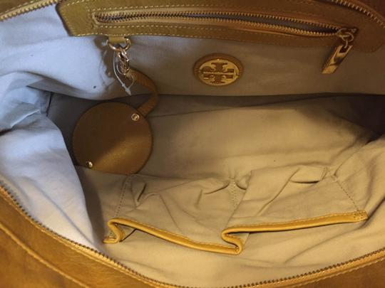 Tory Burch Tote in Yellow Image 6