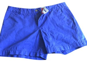 Merona Mini/Short Shorts Blue