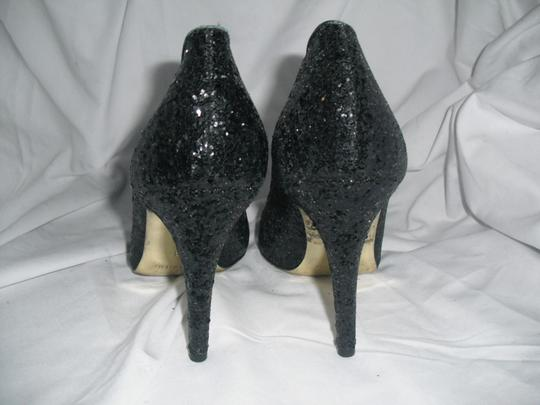 Juicy Couture Glitter Sparkly Party Black Formal