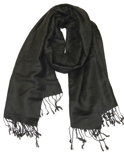 Preload https://item2.tradesy.com/images/black-none-scarfwrap-1722606-0-0.jpg?width=440&height=440