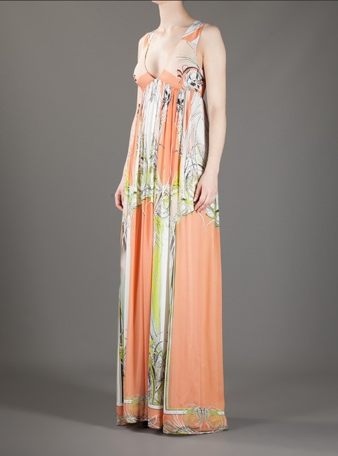 Roberto Cavalli Maxi Gown Sexy Dress Image 2