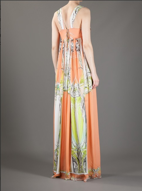 Roberto Cavalli Maxi Gown Sexy Dress Image 3
