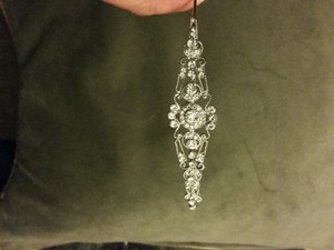 Bridal Styles Boutique Art Deco Style Never Worn Swarovski Crystal Headband