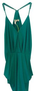 BCBGeneration short dress Green on Tradesy