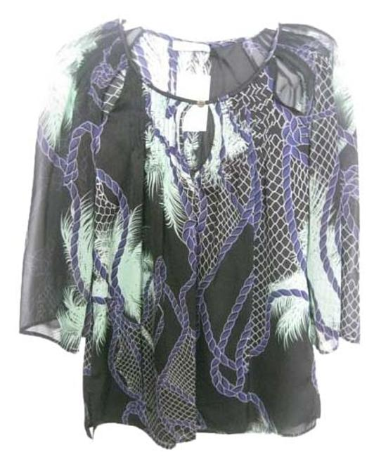 Preload https://img-static.tradesy.com/item/17227042/versace-blackpurplesea-green-nwt-collection-multi-color-rope-print-top-it-sz-38-blouse-size-2-xs-0-1-650-650.jpg