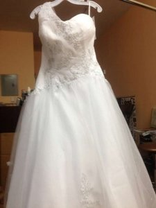 DaVinci Bridal 50153 Wedding Dress