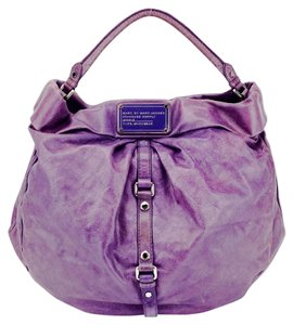 Marc by Marc Jacobs Leather Riz Hobo Bag