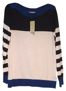 Michael Kors Top White, black, and blue