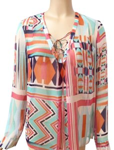 Twelfth St. by Cynthia Vincent Top Multi