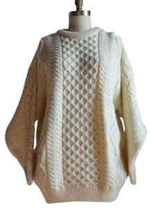 celtic country Cardigan Fisherman Sweater
