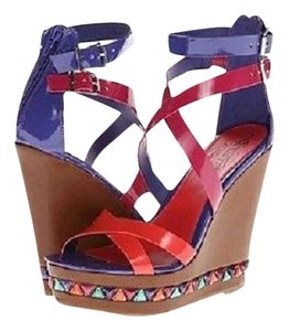 Steve Madden Multi-Color Sandals