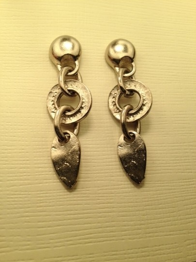 Other Silver toned earrings