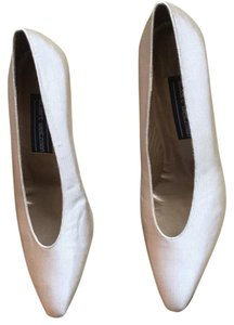 Stuart Weitzman Light gold Pumps