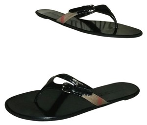 6872a49a9e1aae Burberry Flip Flops - Up to 70% off at Tradesy