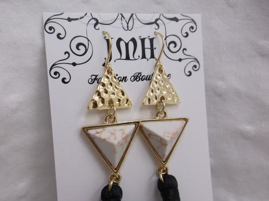 Other Triangle and Tassel Fashion Earrings w Free Shipping Image 2