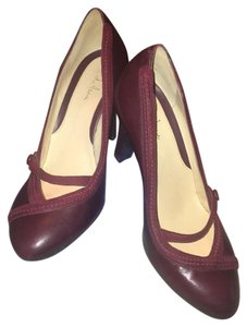 Cole Haan Maroon Pumps