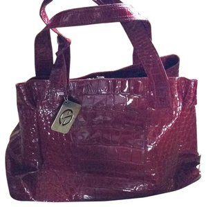 Francesco Biasia Tote in Red