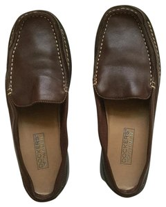 Dockers Brown Flats