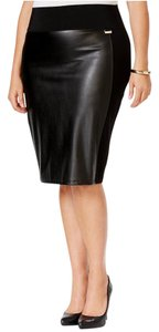 Calvin Klein Skirt Black