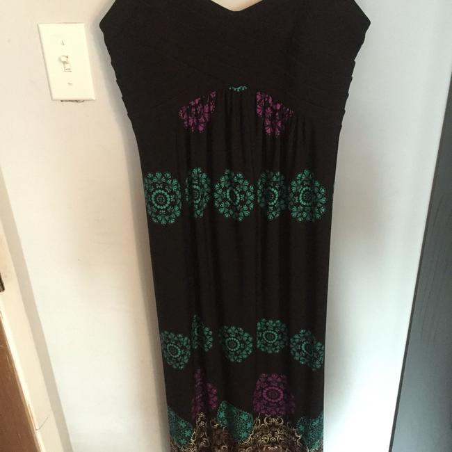 Black Maxi Dress by Other Image 2