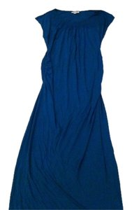 Target Maxi dress, rousched sides