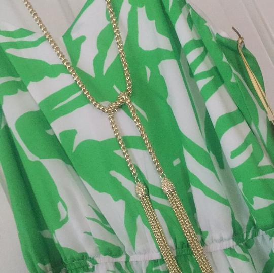 dcf2c880d9b Lilly Pulitzer for Target Kelly Green   White Palm Beach Miami Style In