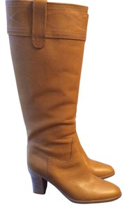 J.Crew Stacked Heel Tall Holden New Boots