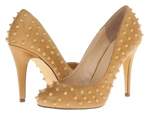 Michael Antonio Yellow Pumps