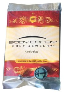 Body Candy Anchor Belly Button Ring