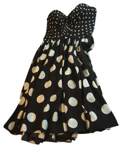 Dolce&Gabbana Dolce And Gabbana Polka Dot Sexy Dress