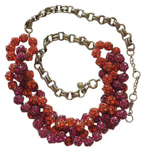 J.Crew Fireball Chain Necklace