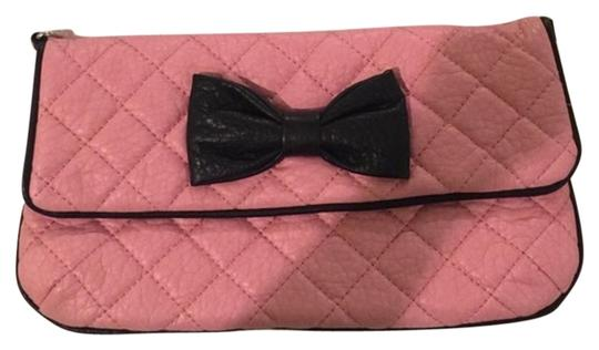 Other Retro Vintage 50's Pink Clutch Image 0