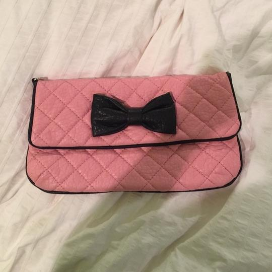 Other Retro Vintage 50's Pink Clutch Image 2