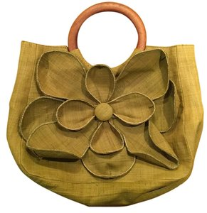 Mar Y Sol Tote in Green