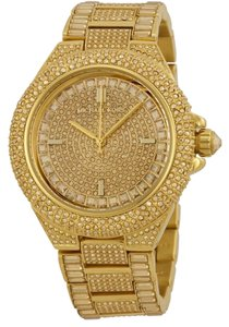Michael Kors Michael Kors Large Camille Gold Watch