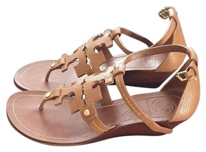 Tory Burch Brown/Tan Sandals