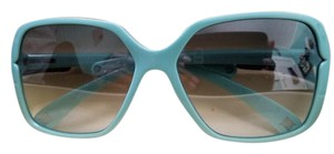 Louis Vuitton Louis Vuitton Flore LV logo sunglasses