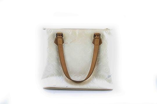 Louis Vuitton Pearl Tote in White Image 3