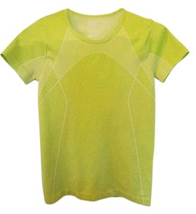 Everlast Everlast Sport green short sleeve multi-sport athletic shirt - Poly blend
