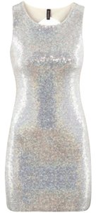 H&M Sequin Mini Dress
