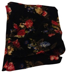 Forever 21 #flower #hipster red,blue,black Leggings
