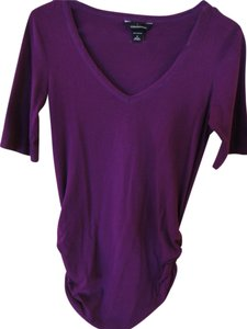 Moda International T Shirt Purple