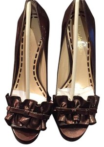 Enzo Angiolini Brown Formal