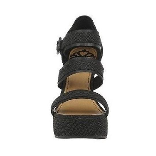 Fergalicious by Fergie Black Sandals