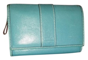 Coach Coach Leather Wallets